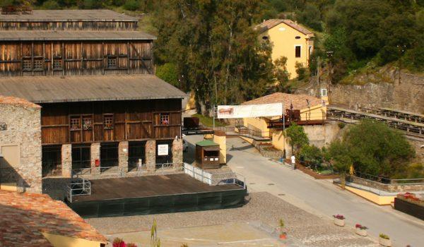 Miniera di Rosas (Narcao) - foto S. Sernagiotto - Archivio PGSAS